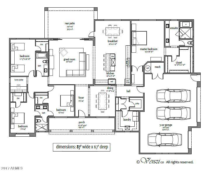 MLS 5582428 Y W Wahissa Trail, Queen Creek, AZ Queen Creek AZ Luxury