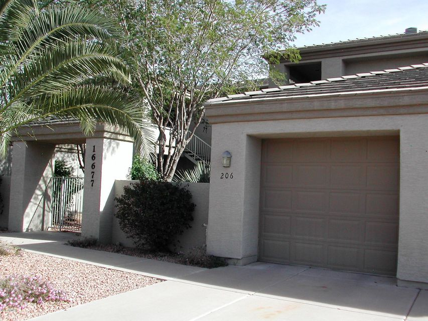 16677 E WESTBY Drive Unit 206 Fountain Hills, AZ 85268 - MLS #: 5582917