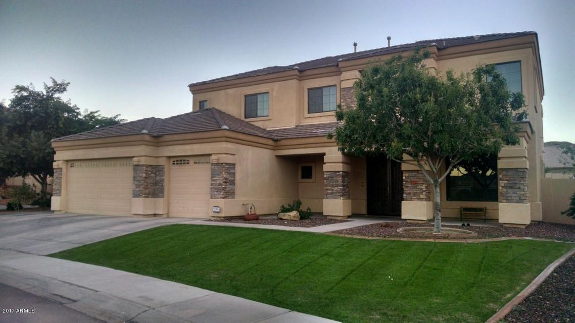 4419 W LODGE Drive, Laveen, AZ 85339