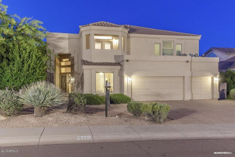 16320 E CRYSTAL RIDGE Drive, Fountain Hills, AZ 85268