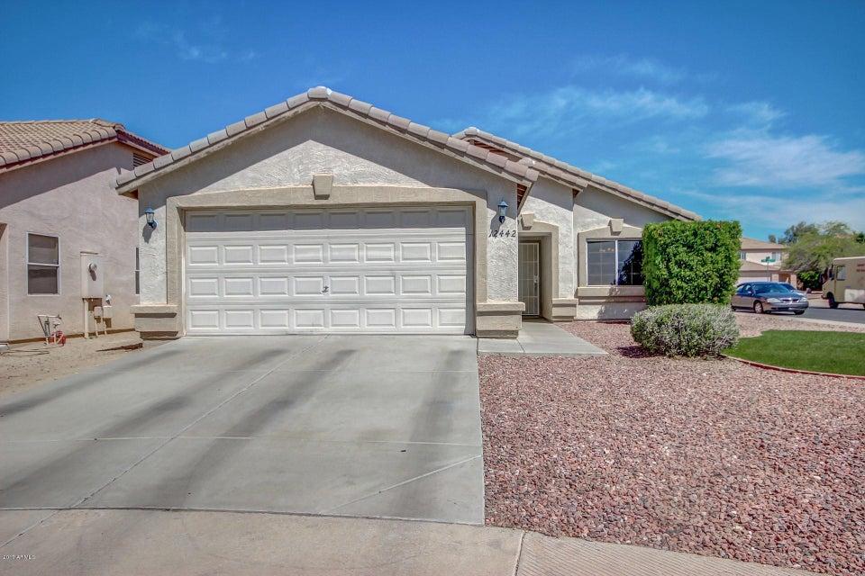 12442 W WILLOW Avenue, El Mirage, AZ 85335