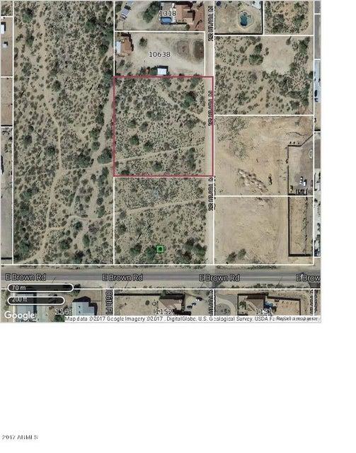 TBD N 107th --, Mesa, AZ 85207
