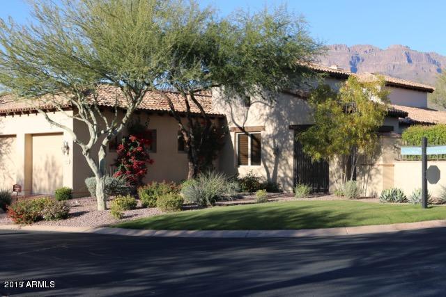 2787 S LOOKOUT Ridge, Gold Canyon, AZ 85118