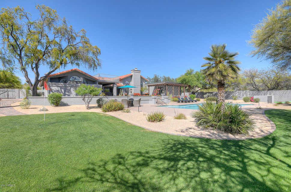 MLS 5583658 8155 E JUAN TABO Road, Scottsdale, AZ 85255 Scottsdale AZ Pinnacle Peak Estates