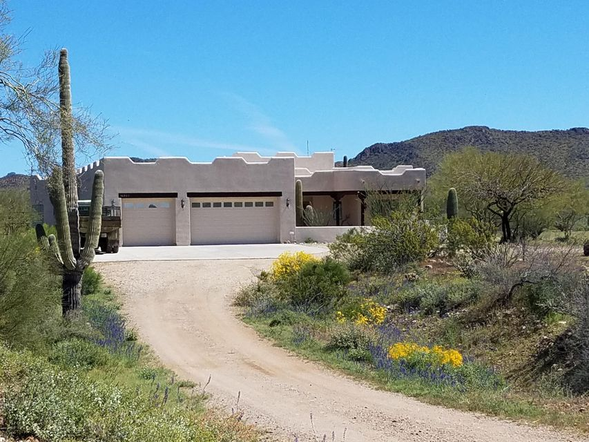 46927 N QUIET HILLS Drive, Morristown, AZ 85342