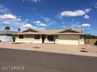 17419 N FOOTHILLS Drive, Sun City, AZ 85373