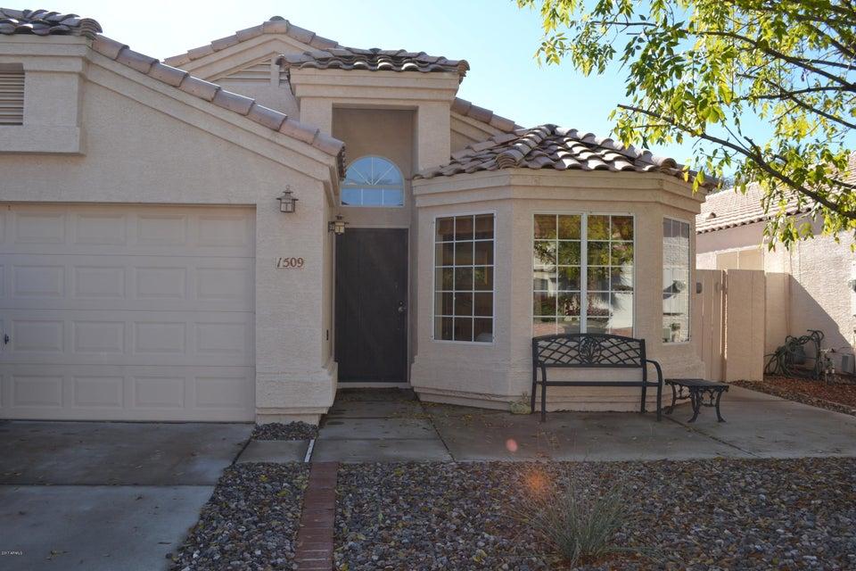 1509 W SHELLFISH Drive, Gilbert, AZ 85233