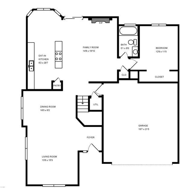 MLS 5584070 3803 E Briarwood Terrace, Phoenix, AZ 85048 Phoenix AZ REO Bank Owned Foreclosure