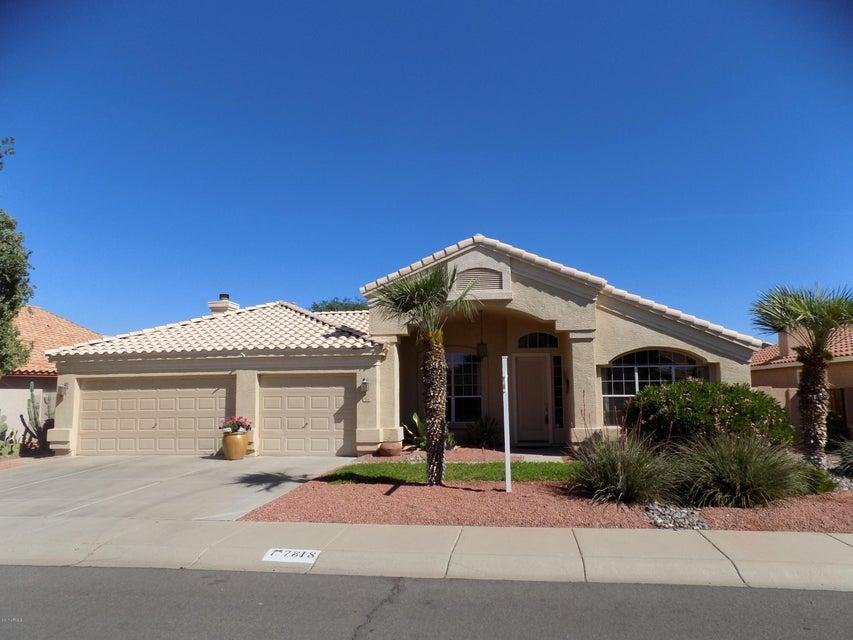 7818 W TARO Lane, Glendale, AZ 85308