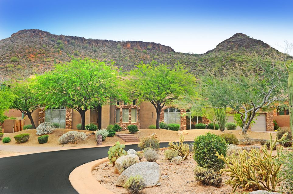 9206 N CRIMSON CANYON --, Fountain Hills, AZ 85268