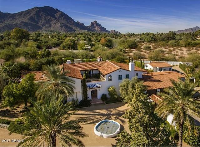 6110 N KACHINA Lane N, Paradise Valley, AZ 85253