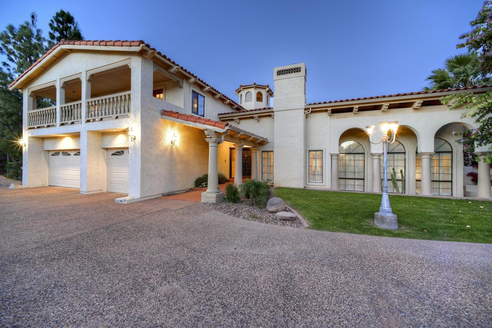 8915 N INVERGORDON Road Paradise Valley, AZ 85253 - MLS #: 5586096