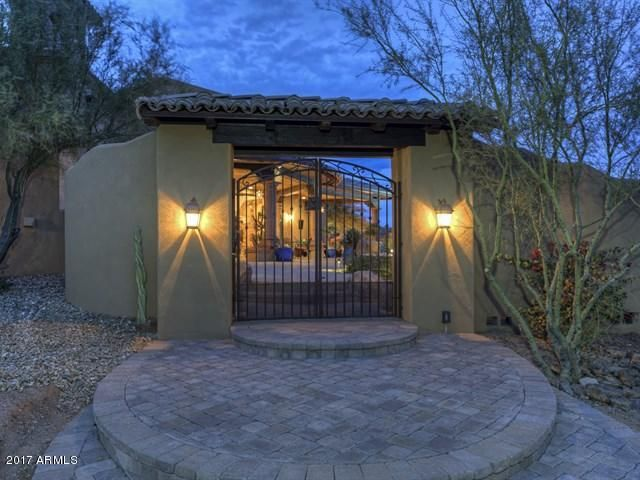 5521 E CANYON RIDGE NORTH Drive Cave Creek, AZ 85331 - MLS #: 5587027
