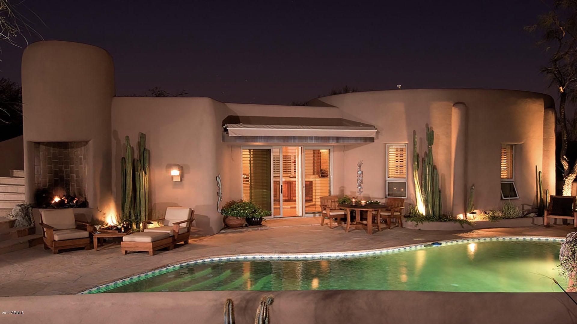 MLS 5586355 35635 N MEANDER Way, Carefree, AZ 85377 Carefree AZ Golf