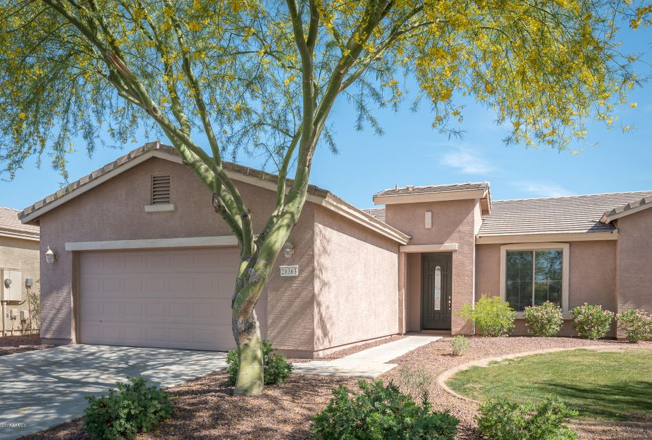 20363 N LEMON DROP Drive, Maricopa, AZ 85138
