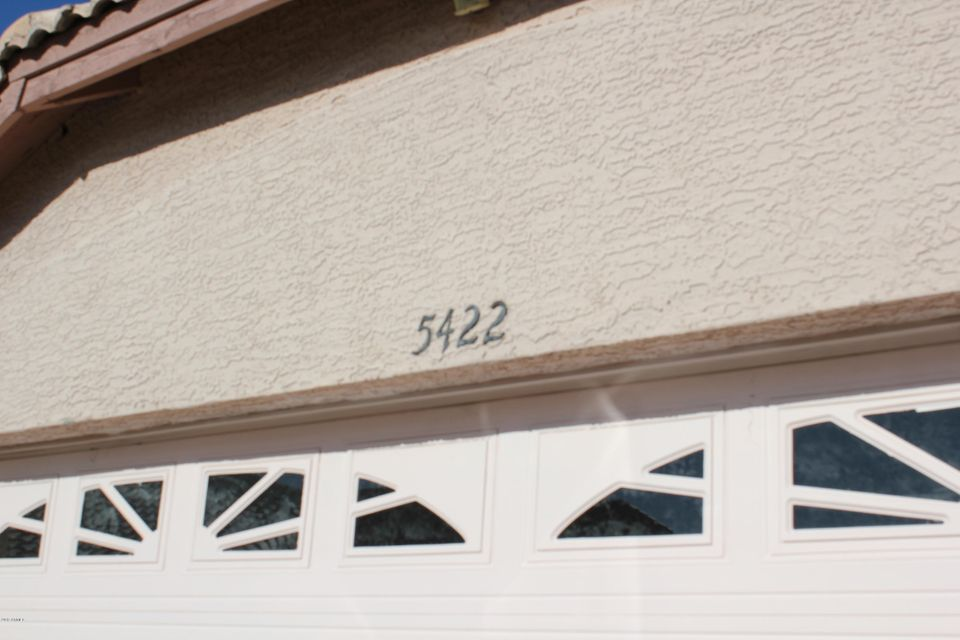5422 W PONTIAC Drive, Glendale, AZ 85308