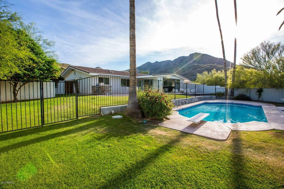 4630 E MOCKINGBIRD Lane, Paradise Valley, AZ 85253