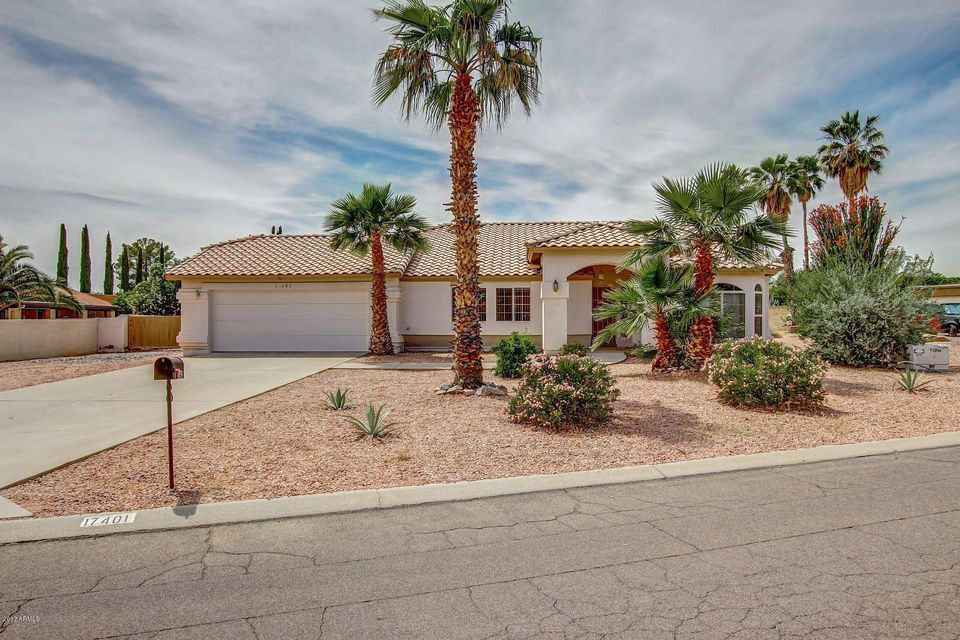 17401 E VALLOROSO Drive, Fountain Hills, AZ 85268