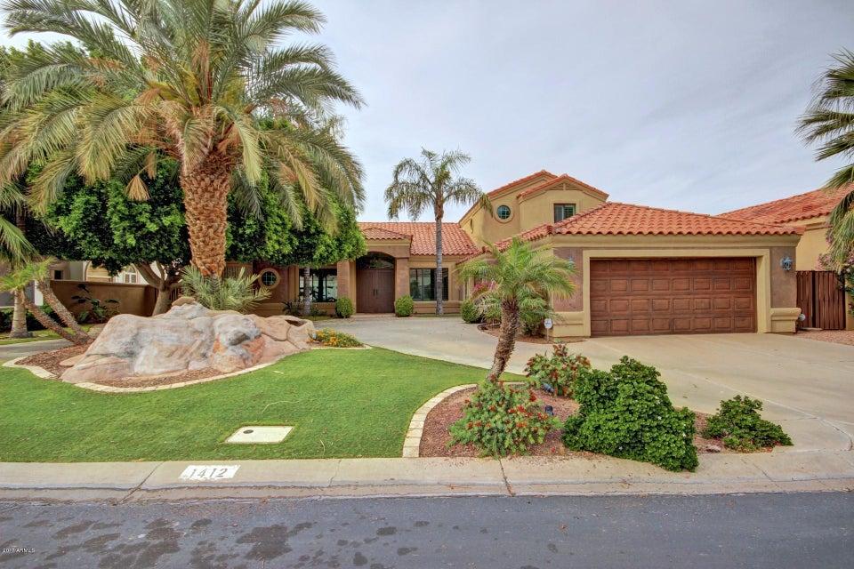 1412 E CORAL COVE Drive, Gilbert, AZ 85234