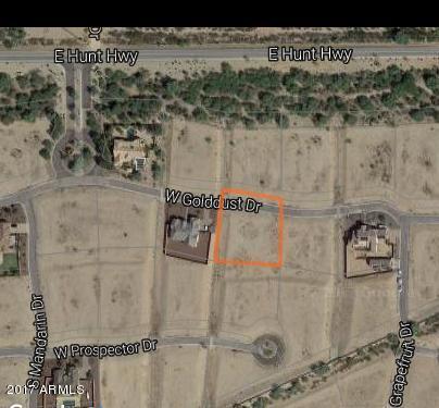 10967 W GOLDDUST Drive Lot 14, Queen Creek, AZ 85142