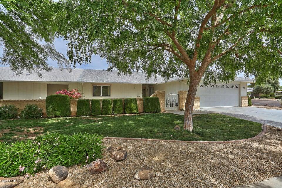 12802 W MAPLEWOOD Drive, Sun City West, AZ 85375