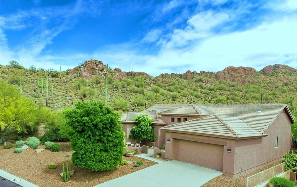 4627 S DUSTY COYOTE Trail, Gold Canyon, AZ 85118