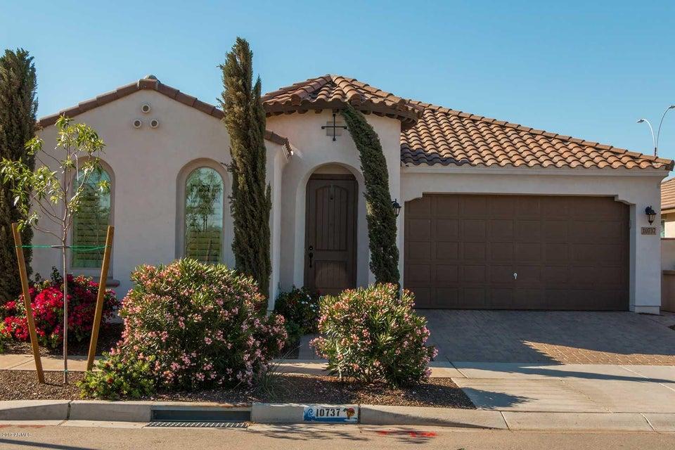 10737 E HAWK Avenue, Mesa, AZ 85212
