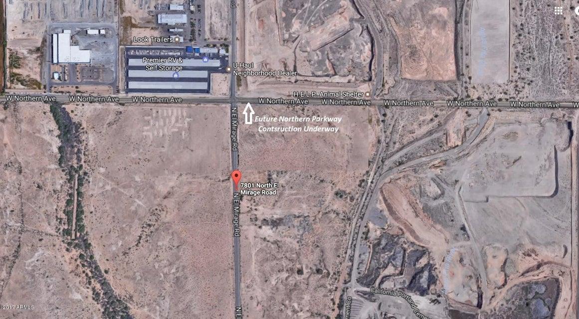 7801 N EL MIRAGE Road, Glendale, AZ 85307