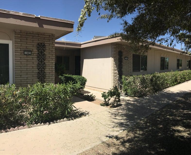 11025 W TOPAZ Drive, Sun City, AZ 85351