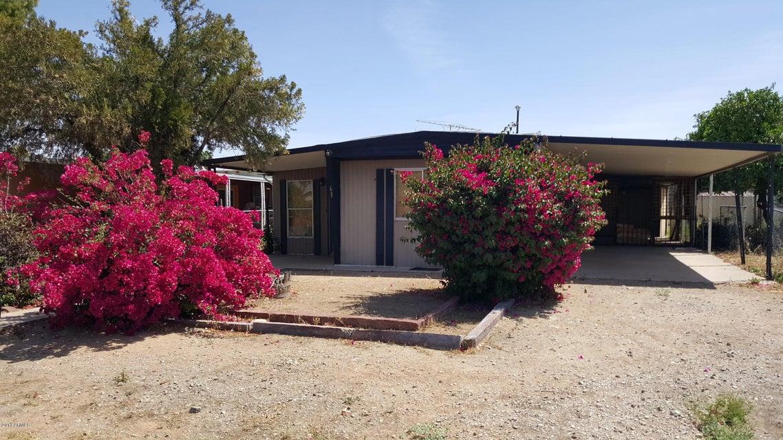1063 S 76TH Place, Mesa, AZ 85208