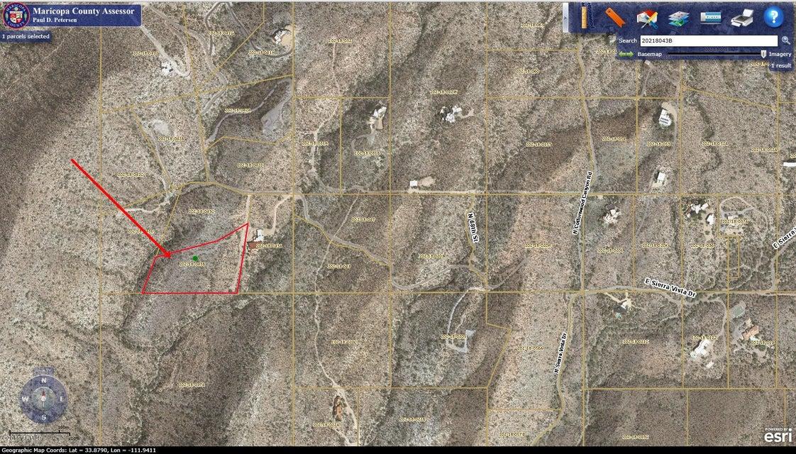43310 N 65TH Place, Cave Creek, AZ 85331