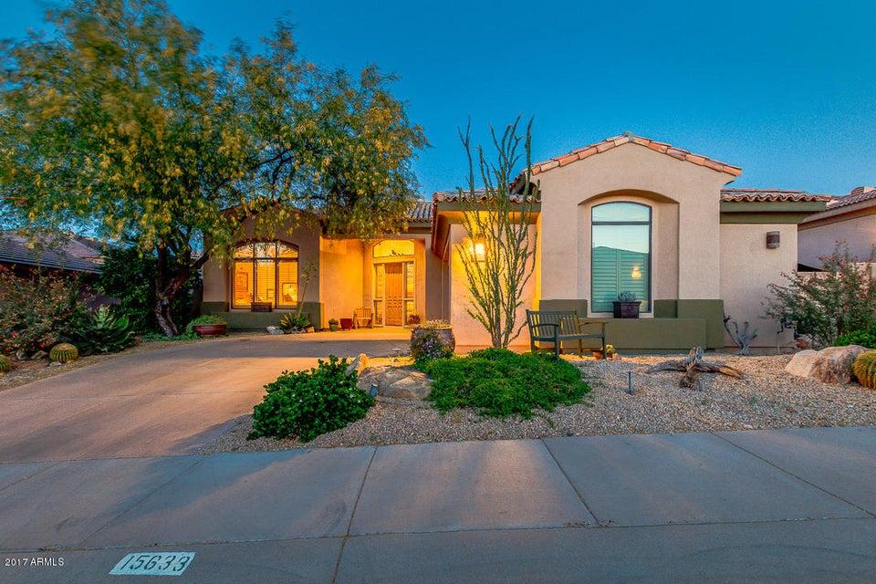 15633 E CACTUS Drive, Fountain Hills, AZ 85268