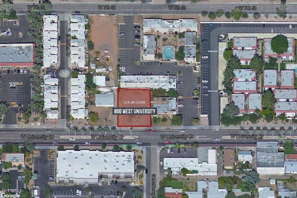 800 W UNIVERSITY Drive, Tempe, AZ 85281