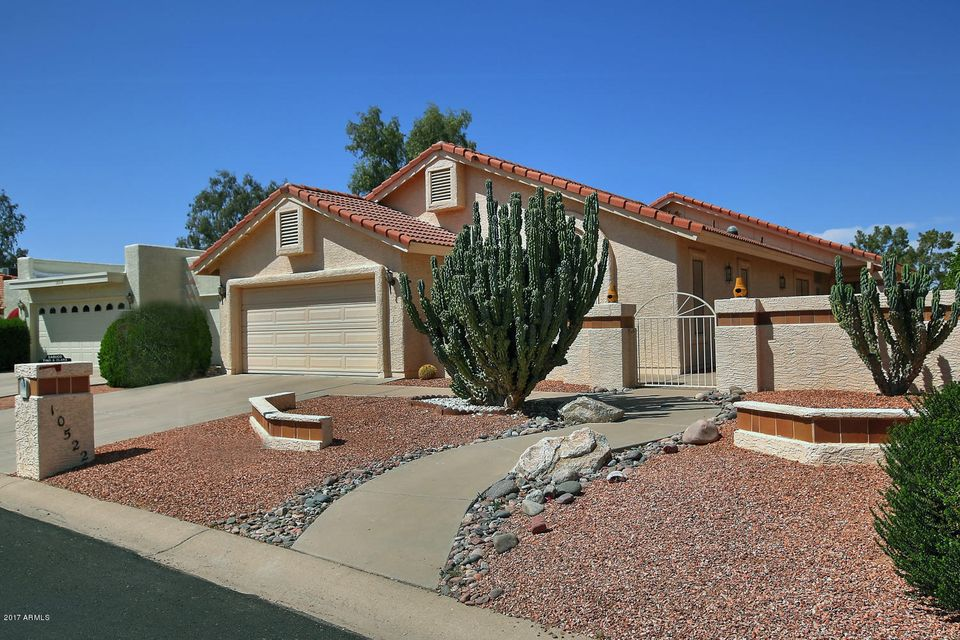 10522 E Spring Creek Road, Sun Lakes, AZ 85248