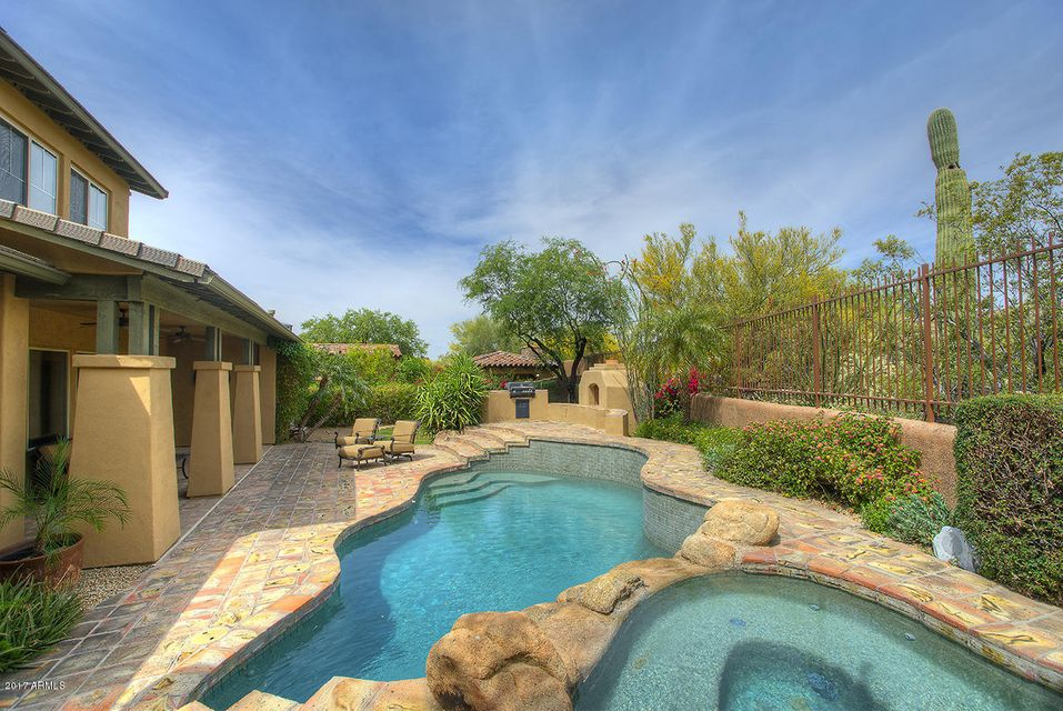 9572 E MOUNTAIN SPRING Road Scottsdale, AZ 85255 - MLS #: 5589218