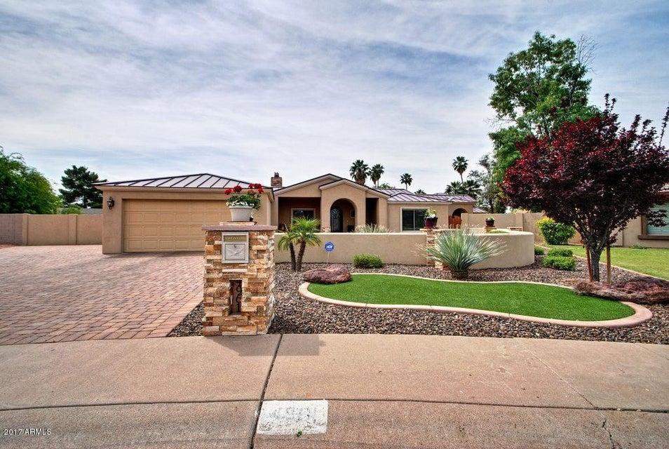 4961 E EVANS Drive, Scottsdale, AZ 85254