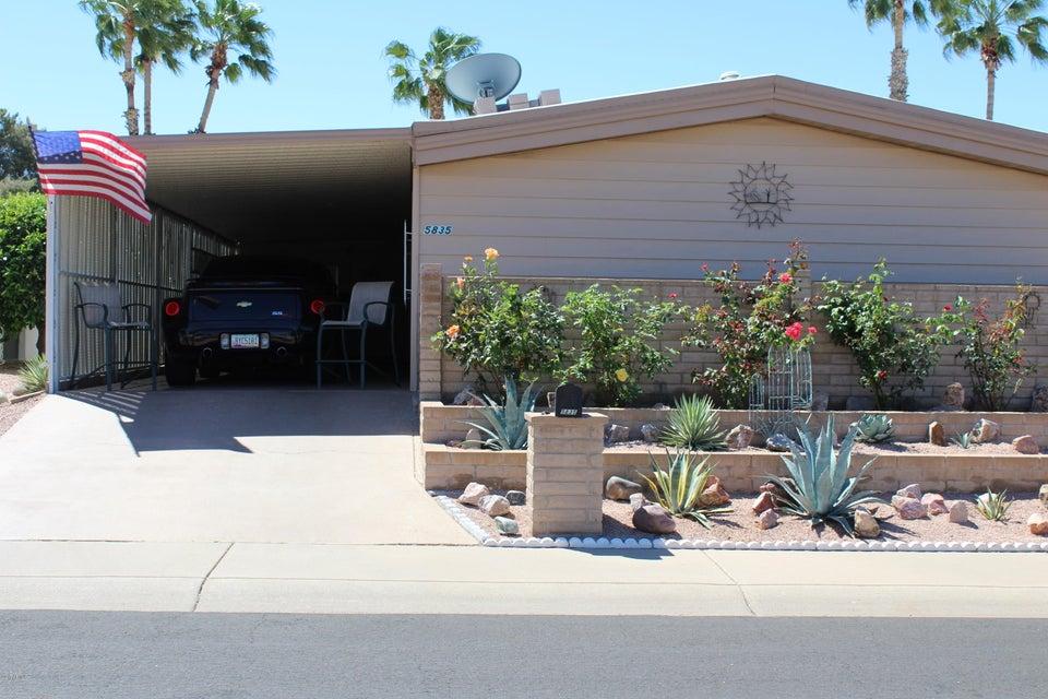 5835 E Player Place, Mesa, AZ 85215