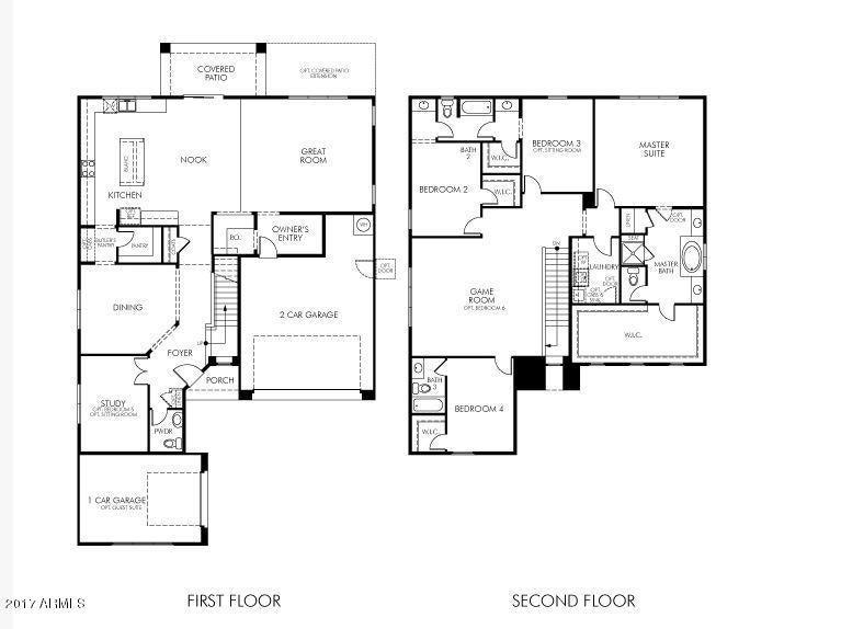 MLS 5589989 20614 W PARK MEADOWS Drive, Buckeye, AZ 85396 Buckeye AZ Four Bedroom