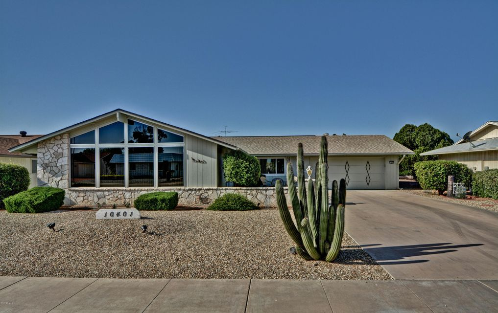 10401 W BROOKSIDE Drive, Sun City, AZ 85351