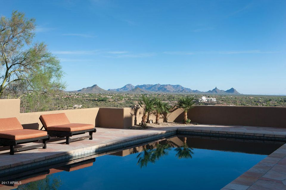 Additional photo for property listing at 8741 E Silver Saddle Drive  Carefree, Arizona,85377 United States