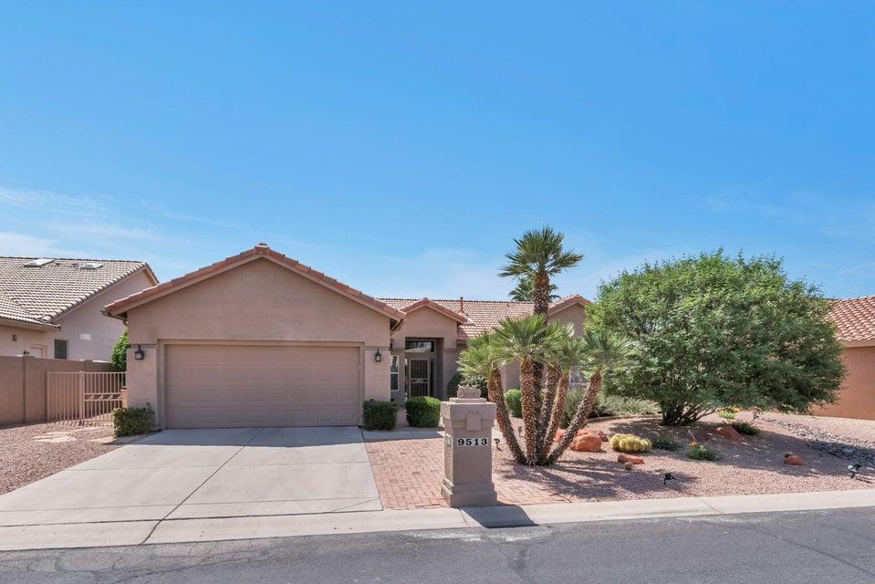9513 E SUNDUNE Drive, Sun Lakes, AZ 85248