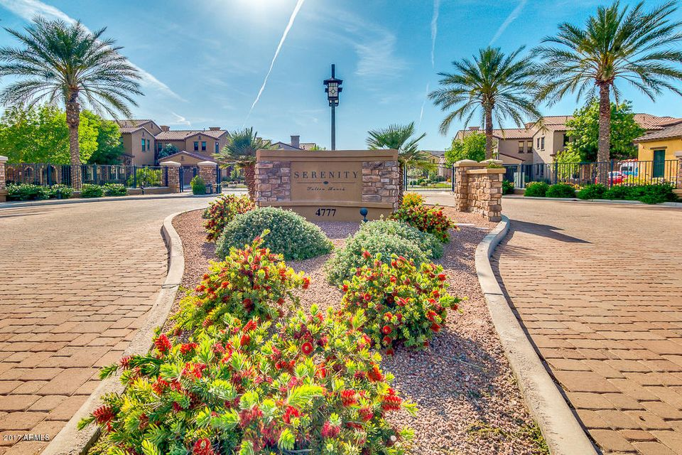 MLS 5590516 4777 S FULTON RANCH Boulevard Unit 1071, Chandler, AZ Chandler AZ Fulton Ranch