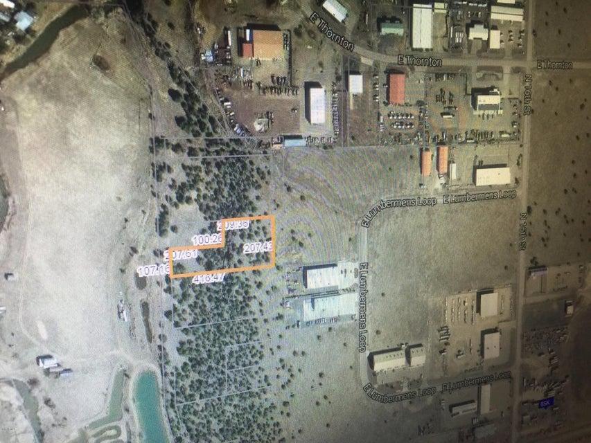 0000000 E LUMBERMANS Loop Show Low, AZ 85901 - MLS #: 5591082