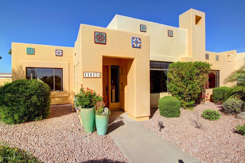 11817 N NIGHTINGALE Circle A, Fountain Hills, AZ 85268