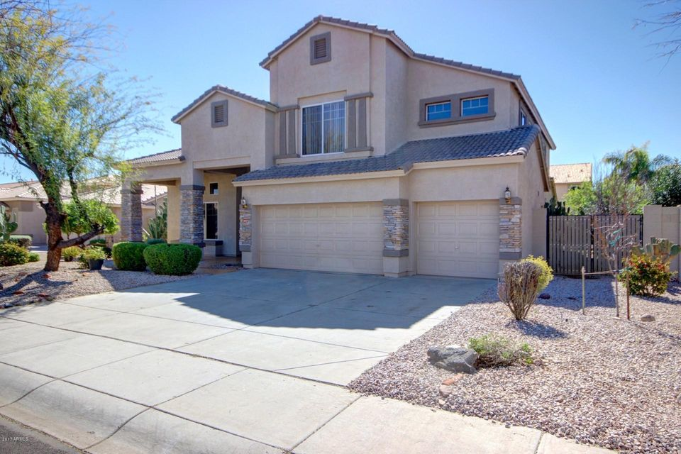 3579 E WYATT Way, Gilbert, AZ 85297