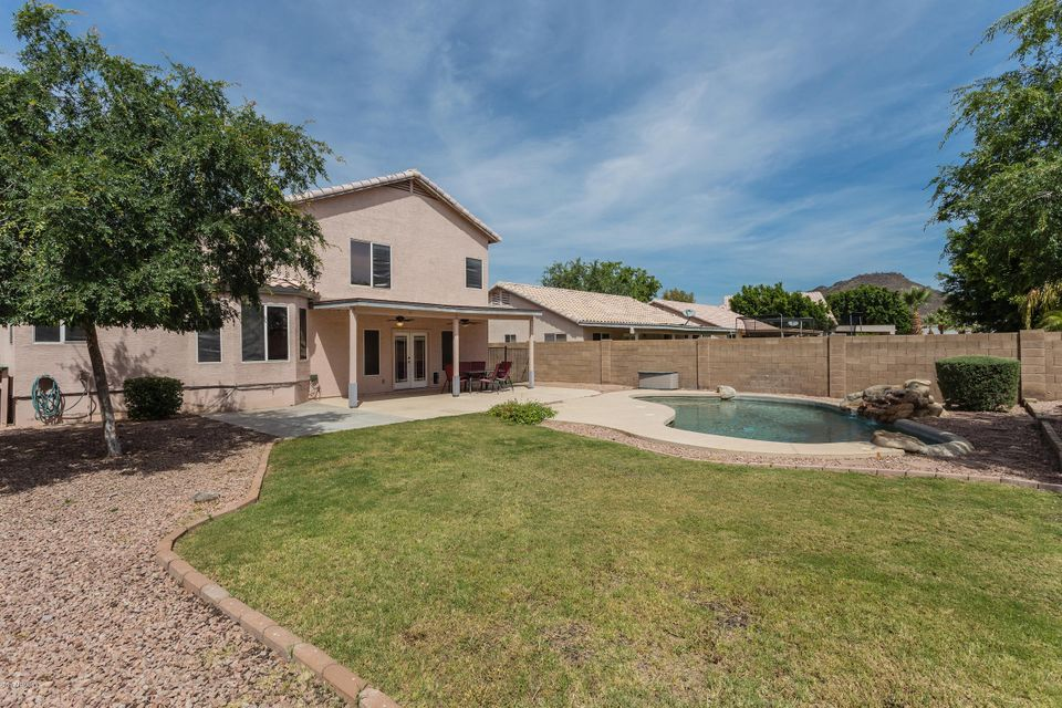 MLS 5590456 19217 N 47TH Circle, Glendale, AZ 85308 Glendale AZ Dave Brown Utopia