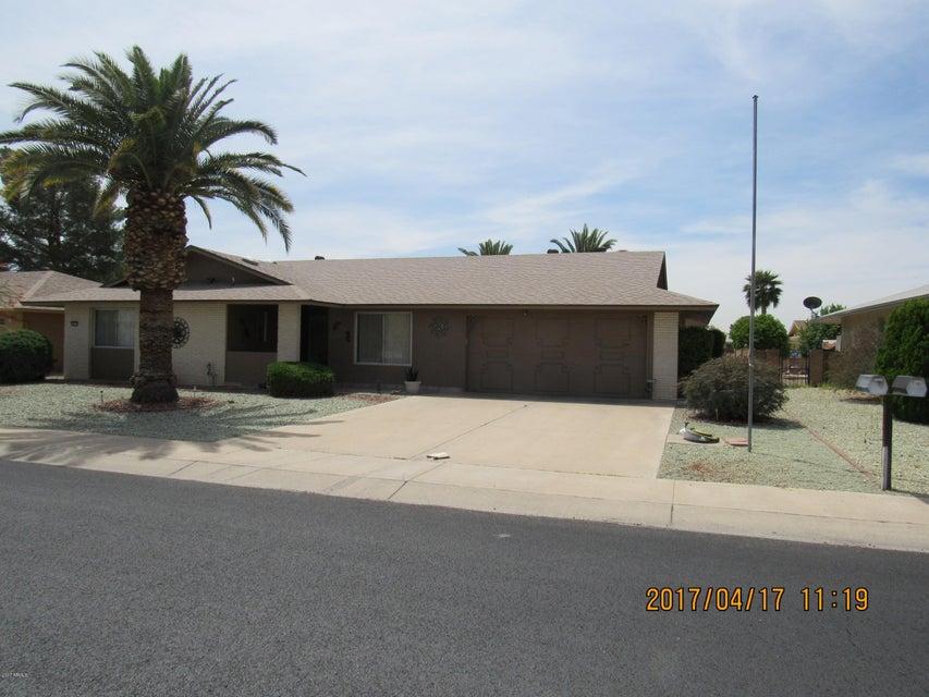 9623 W SPANISH MOSS Lane, Sun City, AZ 85373