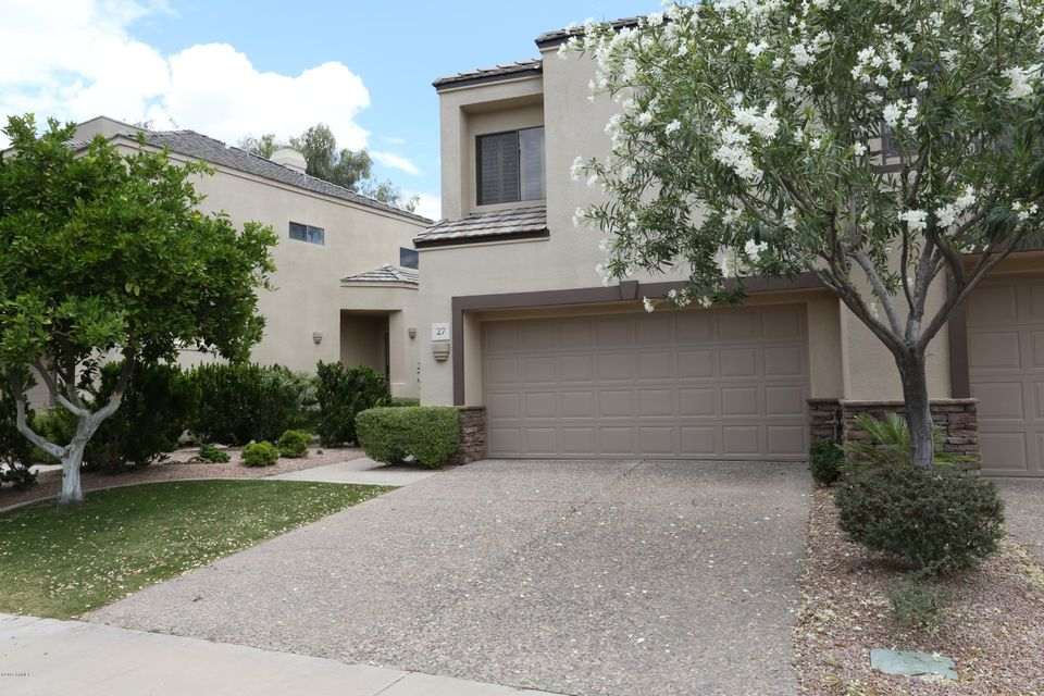 MLS 5592563 7272 E GAINEY RANCH Road Unit 27, Scottsdale, AZ 85258 Scottsdale AZ Gainey Ranch