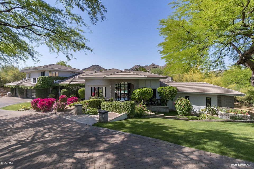 4300 E Rose Lane, Paradise Valley, AZ 85253