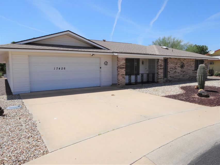 17426 N AZURE Court, Sun City, AZ 85373